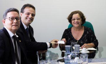 SESCON-MG é a primeira entidade a ser recebida pela nova diretoria do CRC-MG