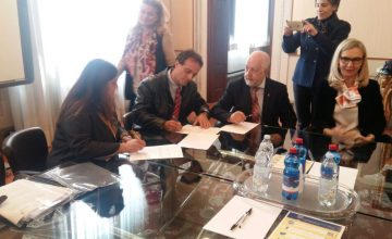 SESCON-MG participa de Projeto International Desk com a Itália
