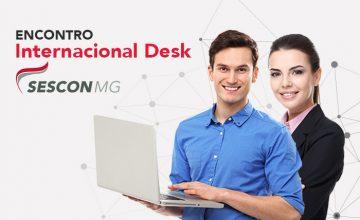 Encontro Internacional Desk – Vagas limitadas!