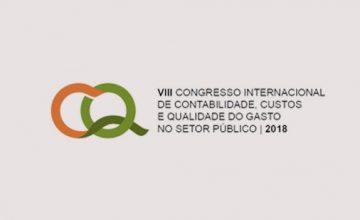 VIII Congresso Internacional de Contabilidade, Custos e Qualidade do Gasto no Setor Público.