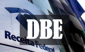 Certificação digital para confecção do DBE
