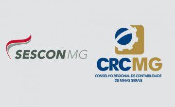 Sescon/MG e CRCMG firmam parceria para transferência de conhecimentos
