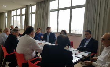 SESCON/MG sedia primeira reunião dos presidentes dos SESCON's/SESCAP's da Região Sudeste Gestão 2018-2022