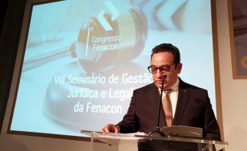 VIII Seminário de Gestão Jurídica e Legal da Fenacon