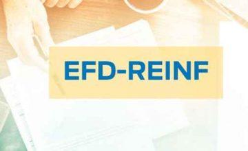 EFD-REINF – informações relativas ao mês de janeiro de 2019, inclusive pelas entidades que não tenham movimento ou que estejam inativas