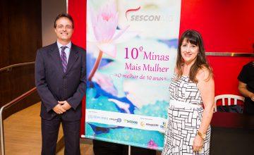 SESCON/MG realiza 10 anos de Minas Mais Mulher