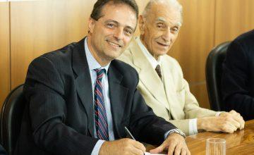 Sauro Henrique é empossado como vogal e assume a vice-presidência da Junta Comercial do Estado de Minas Gerais