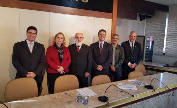 Presidente do SESCON/MG integra a Comissão de Relacionamento Institucional com Entidades Públicas do CRCMG