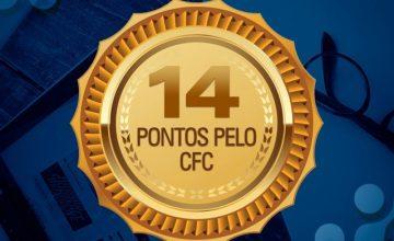 18ª Conescap tem virada de lote hoje!!! 14 Pontos para o Programa de Educação Profissional Continuada do CFC!