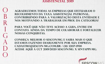 ASSISTENCIAL 2019