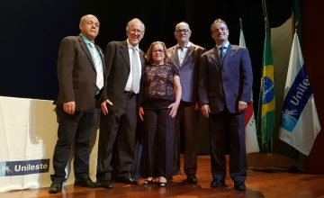 Presidente do SESCON/MG participa de evento em comemoração do Dia do Contador