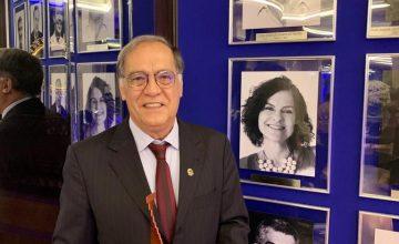 Diretor Regional do SESCON/MG em Uberlândia é homenageado pela Universidade Federal da cidade
