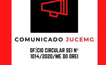 COMUNICADO  JUNTA COMERCIAL DO ESTADO DE MINAS GERAIS