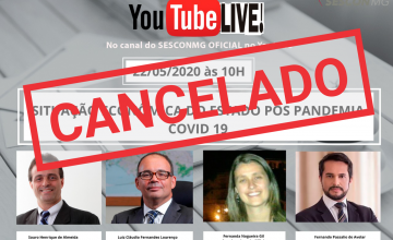 DATA LIVE ALTERADA– SITUAÇÃO ECONÔMICA DO ESTADO PÓS PANDEMIA- COVID -19