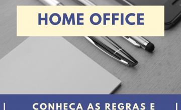 SESCONMG LANÇA CARTILHA COM REGRAS DO HOME OFFICE