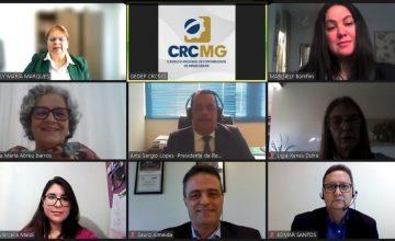 Jucemg, CRC-MG,Sescon-MG e Rede Integrar de Contabilistas debatem impactos da MP 1040-21 no registro público de empresas