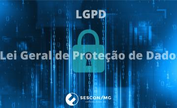 COMUNICADO AOS ASSOCIADOS SOBRE A OBRIGATORIEDADE DE ADEQUAÇÃO A LEI GERAL DE PROTEÇÃO DE DADOS – LGPD