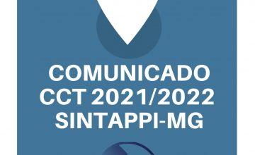 CCT 2021/2022 SINTAPPI-MG