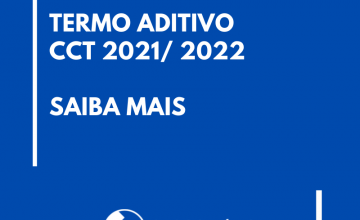 TERMO ADITIVO A CONVENÇÃO COLETIVA DE TRABALHO 2021/2022
